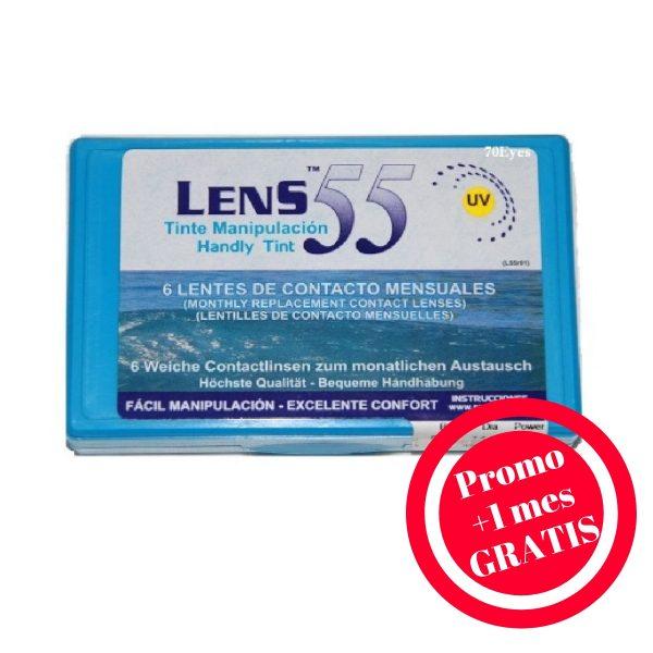 b2a1be3ebc LENS 55 UV (Pack 6 meses + 2 liquidos REGALO) Promoción +1 mes de regalo